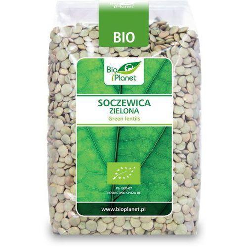 Bio Planet: soczewica zielona BIO - 400 g (5907814669506)