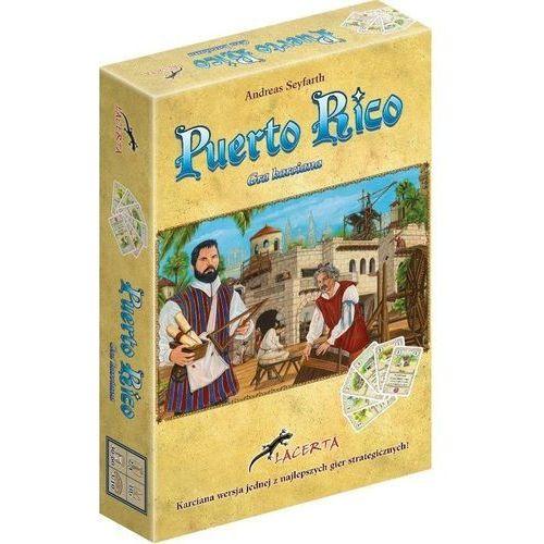 Lacerta Puerto rico: gra karciana