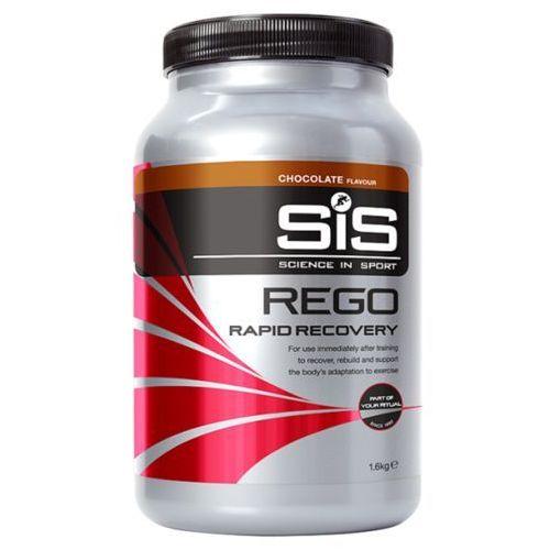 Sis Napój regeneracyjny rego rapid recovery / opakowanie: 1,6 kg / smak: czekoladowy