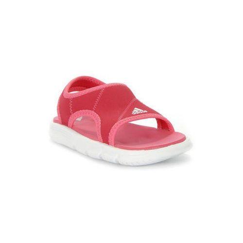 Adidas. AKWAH 7 PURE I. Sandały - różowe, rozmiar 22 - sprawdź w MERLIN