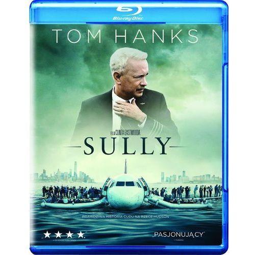 Sully (Blu-ray) - Clint Eastwood DARMOWA DOSTAWA KIOSK RUCHU (7321999344931)