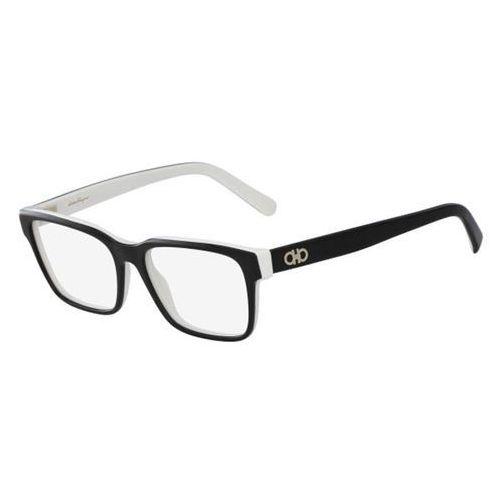 Okulary korekcyjne sf 2790 961 marki Salvatore ferragamo