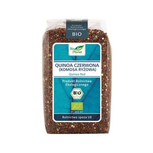 250g quinoa czerwona komosa ryżowa bio marki Bio planet