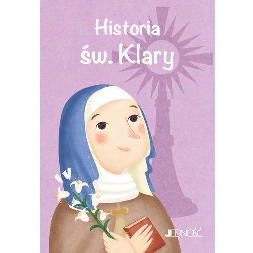 Historia św. Klary (9788381440349)