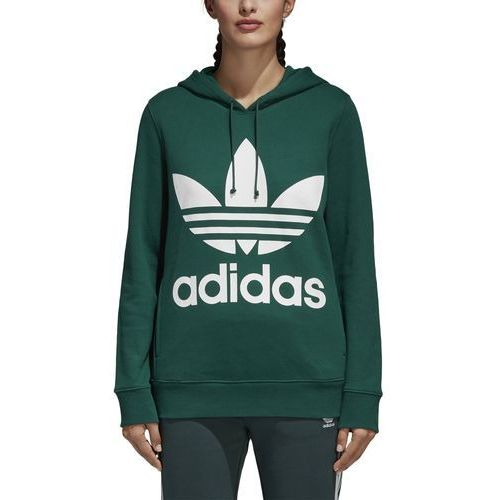 Bluza z kapturem trefoil ce2412 marki Adidas