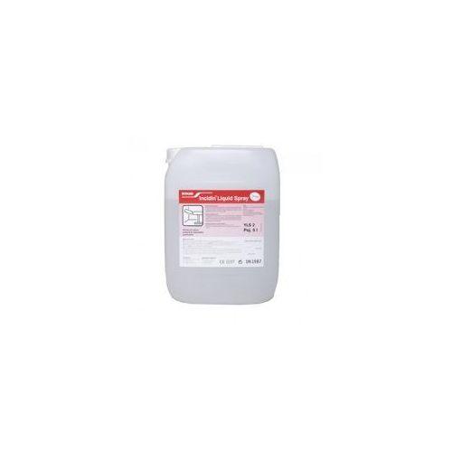 Incidin Liquid Spray® Ecolab Szybko działający alkoholowy preparat do dezynfekcji 5 litrów (4028163041650)