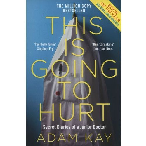 This is Going to Hurt, Adam Kay