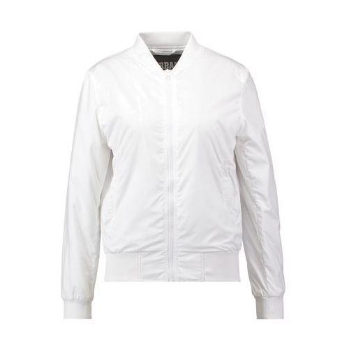 Urban Classics Kurtka Bomber white, nylon