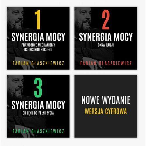 Synergia mocy – Fabian Błaszkiewicz - wszystkie części na CD