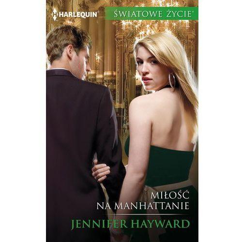 Miłość na Manhattanie - Jennifer Hayward (MOBI), Jennifer Hayward