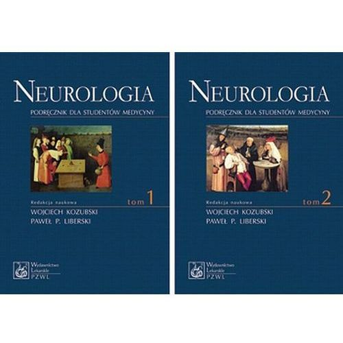 Neurologia. Tom 1-2 (komplet) (9788320045352)