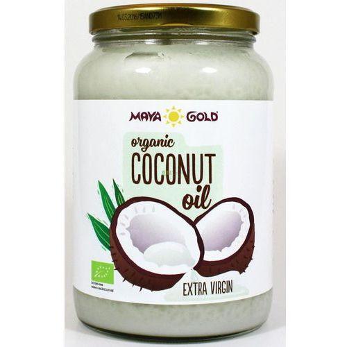 Olej kokosowy virgin bio 1400 g - maya gold marki Maya gold (syropy z agawy, oleje kokosowe)