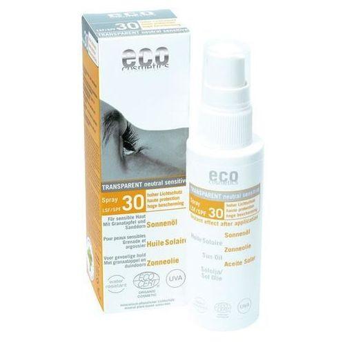 Transparentny olejek na słońce w sprayu LSF/SPF 30 (4033981742122)