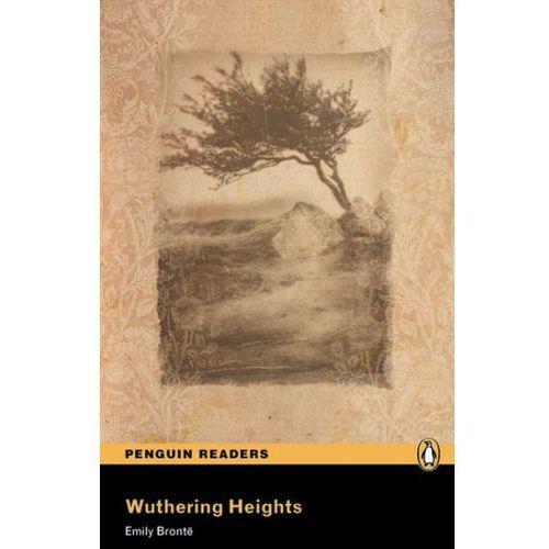 Wuthering heights level 5 + CD - wyślemy dzisiaj, tylko u nas taki wybór !!!, oprawa miękka