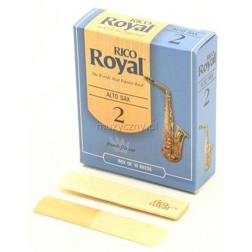 Rico royal 2.0 stroik do saksofonu altowego