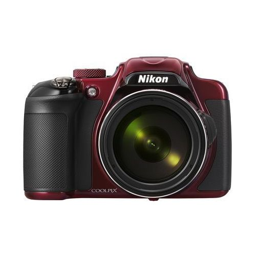 Nikon Coolpix P600, matryca 16Mpx