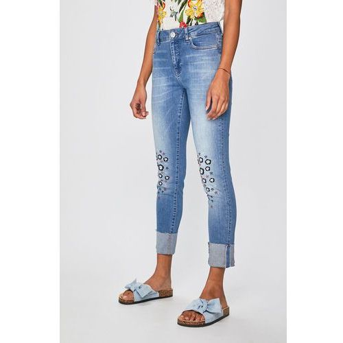 Desigual - Jeansy, jeans