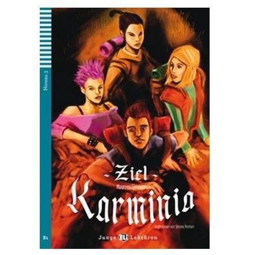 Ziel Karminia + CD. Junge ELI Lekturen, oprawa miękka