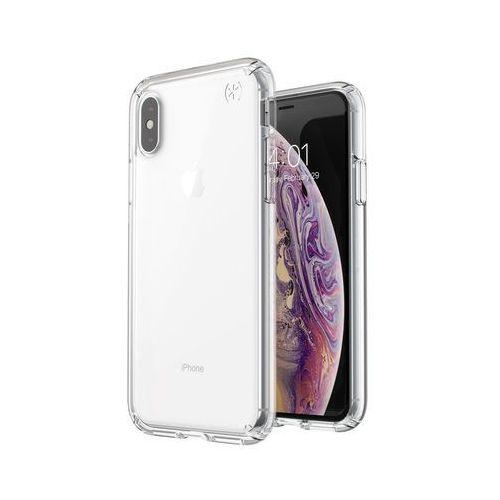 Speck Presidio Stay Clear Etui Ochronne do iPhone Xs / iPhone X (Clear)