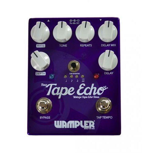 1a5354573b250 Wampler Faux Tape Echo V2 efekt gitarowy 1 060,00 zł Wampler Faux Tape Echo  V2 efekt gitarowy » ...
