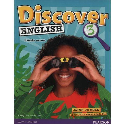 Discover English 3 Podręcznik wieloletni + CD (2017)