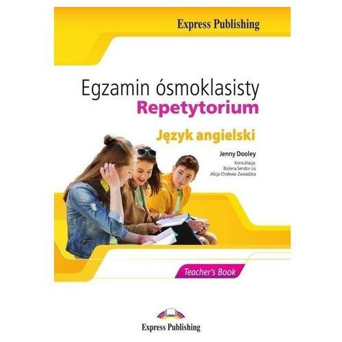 Egz.ósmoklasisty Repetytorium j.ang.TB+DigiBook+CD - Jenny Dooley