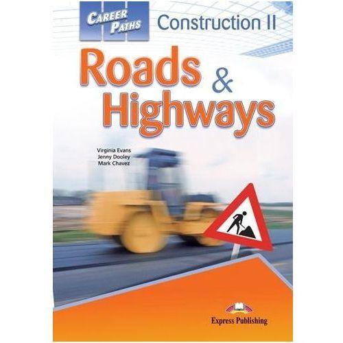 Construction II: Roads & Highways. Career Paths. Podręcznik, oprawa miękka