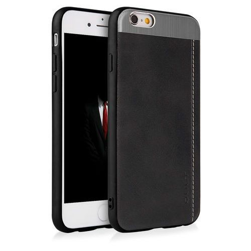Etui back case slate do iphone 6/6s czarny marki Qult
