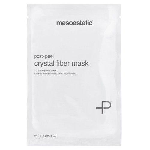 Mesoestetic  post peel crystal fiber mask (1 x 25 ml)