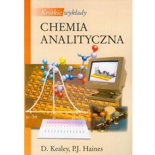 Krótkie wykłady Chemia analityczna (2009)