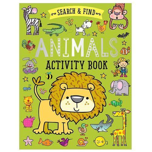 Search and Find Animals ćwiczenia dla dzieci (9781785984242)