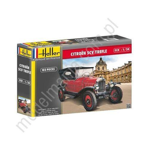 Samochód Citroën Trefle Heller 80702