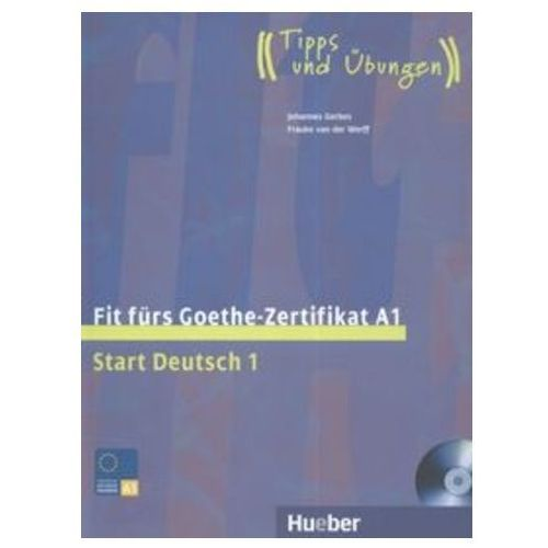 Fit furs Goethe-Zertifikat A1 Start Deutsch 1/ Książka+CD (9783190018727)