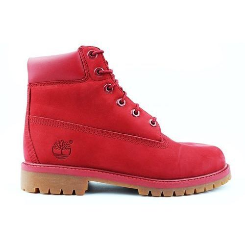 Buty Damskie Timberland 6 Premium Waterproof A13HV Red / Czerwony - Czerwony (0888657556695)
