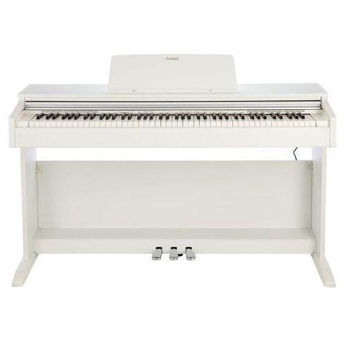 Casio ap-270 we pianino cyfrowe białe (4971850362357)