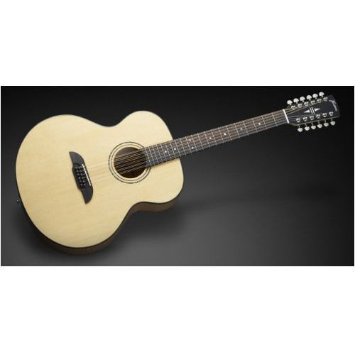 fj 14 smv - vintage transparent high polish natural tinted (12-string) gitara akustyczna marki Framus