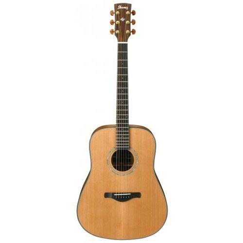 aw 3050 lg gitara akustyczna, ubicie na pudle marki Ibanez