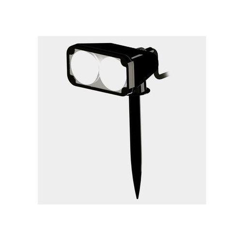 Lampa ogrodowa wbijana w ziemię 2X3W GU10 LED 93385 IP44 NEMA 1 EGLO - produkt z kategorii- lampy ogrodowe
