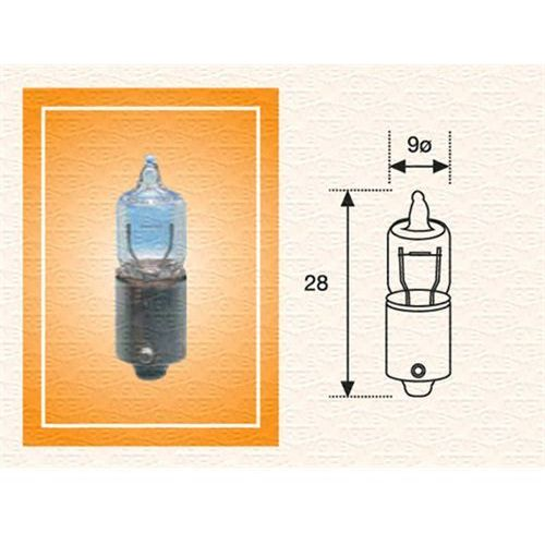 Żarówka, lampa tylna MAGNETI MARELLI 002701100000