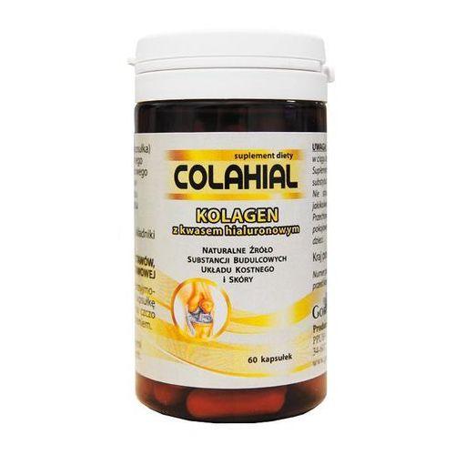 Kapsułki Colahial - kolagen z kwasem hialuronowym x 60 kaps