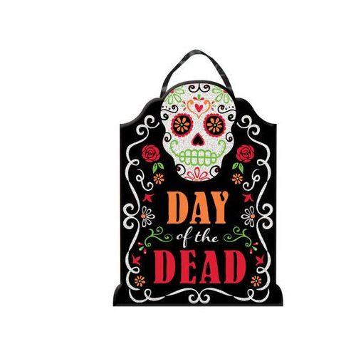 Amscan Dekoracja wisząca day of the dead - 40,6 x 30,4 cm - 1 szt.
