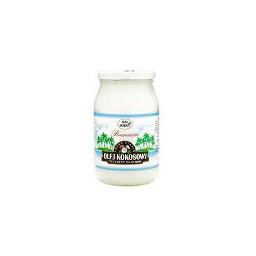 Olej kokosowy - Nierafinowany, Extra Virgin 900 ml