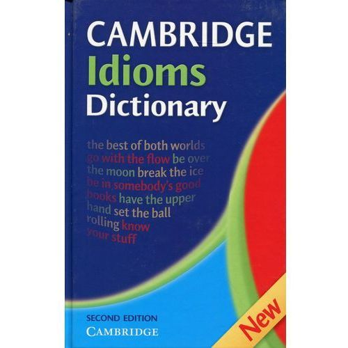 Cambridge Idioms Dictionary 2nd Edition Hb (522 str.)