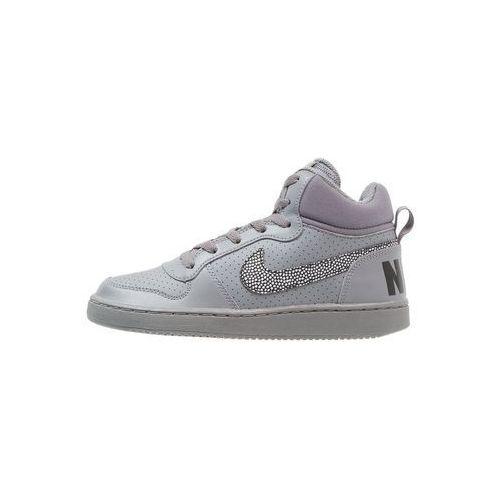 Nike Sportswear COURT BOROUGH Tenisówki i Trampki wysokie cool grey/black
