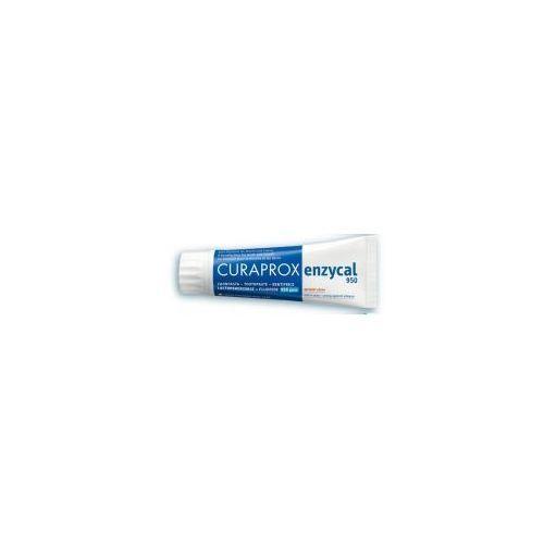enzycal pasta do zębów 75ml 950 ppm marki Curaprox