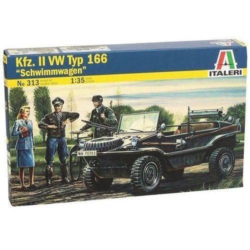Italeri Pływający samochód terenowy schwimmwagen 0313