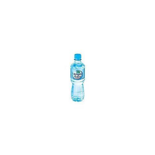 Kropla beskidu Woda niegazowana 0,33l butelka szklana