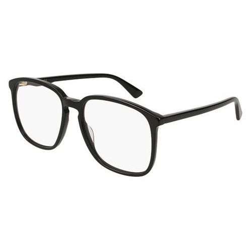 Okulary Korekcyjne Gucci GG 0265O 001