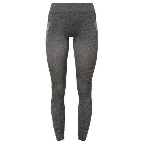Casall Legginsy dark grey/metallic melange