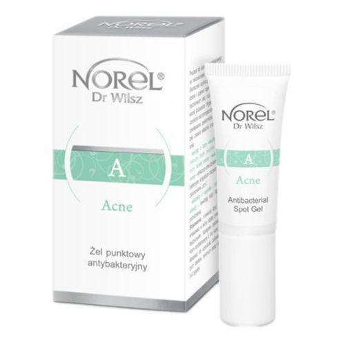acne antibacterial spot-gel antybakteryjny żel punktowy (dd151) marki Norel (dr wilsz)